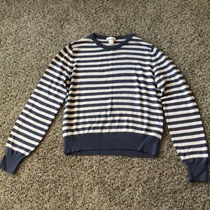 H&M striped sweater. Size S. NWOT.